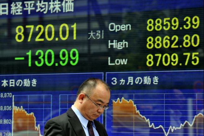 Chinese trade balance and data fell way below the expectations